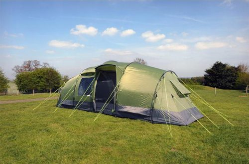 Ultimate Family Camping Product Guide | Eurohike Buckingham Elite 6