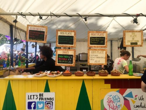 Camp Bestival 2017 Review | Veggie Desserts Blog