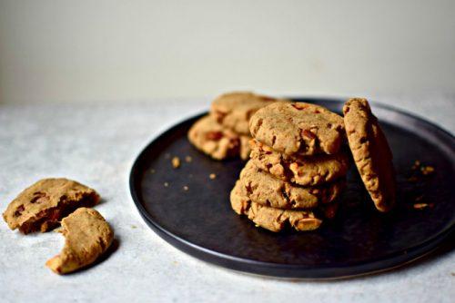 Kellie's Food to Glow review of Veggie Desserts Cookbook by Kate Hackworthy