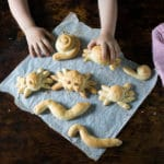 Easy Fun Bread Shapes for Kids