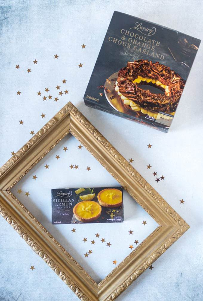 Iceland Foods Luxury Desserts | Veggie Desserts Blog