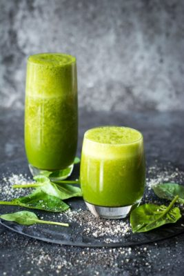 Green Citrus Smoothie - cold and flu fighting recipes