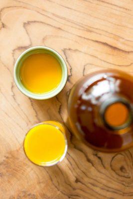 Jamu - Indonesian Turmeric Tonic