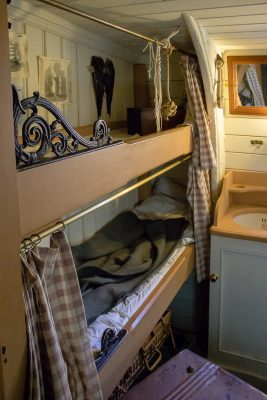 SS Great Britain Cabin