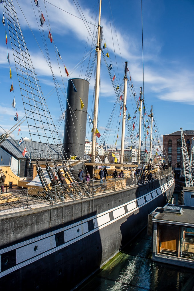 How Much To Ship A Car >> SS Great Britain Review, Bristol « Veggie Desserts
