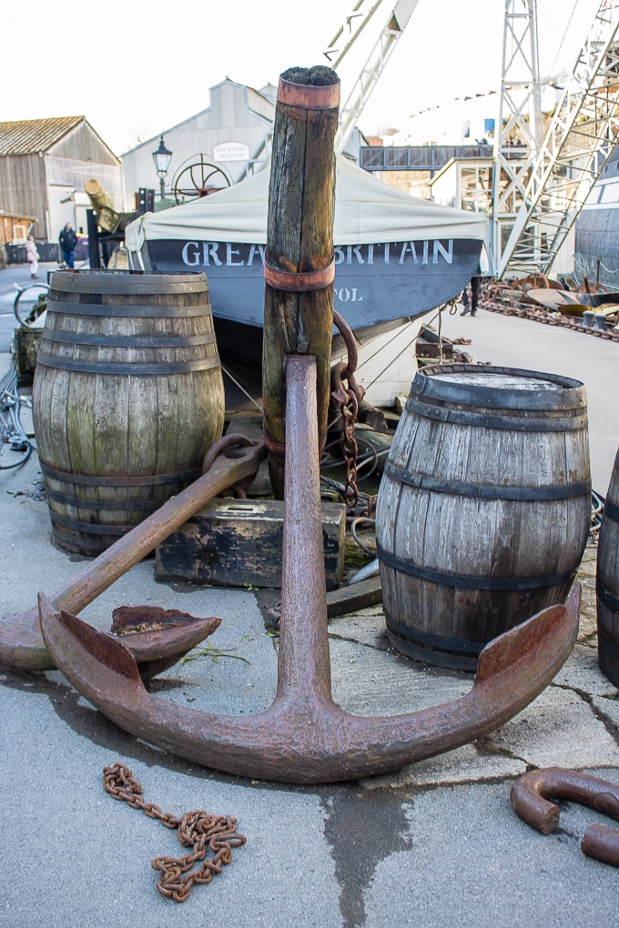 SS Great Britain Dockyard