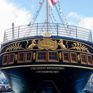 SS Great Britain Review, Bristol