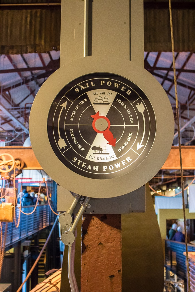 SS Great Britain - Dockyard Museum