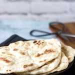 Quick and Easy Naan Bread Recipe (yeast-free)
