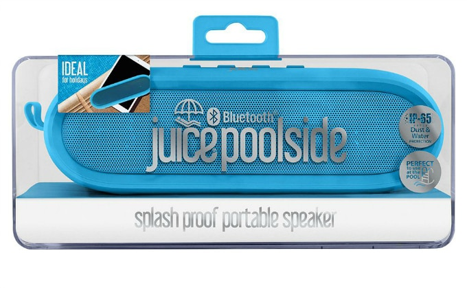 Juice poolside bluetooth speaker