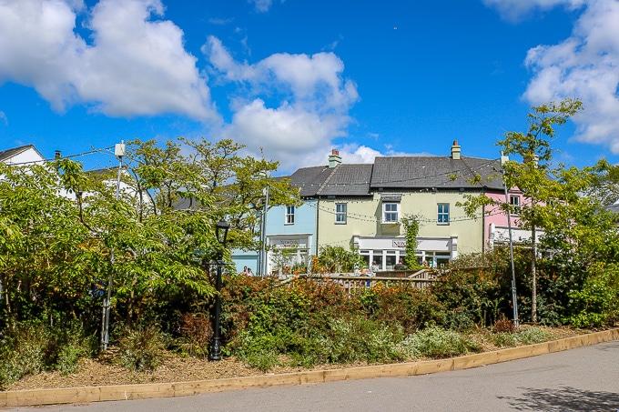 The Village at Bluestone Wales in Pembrokeshire