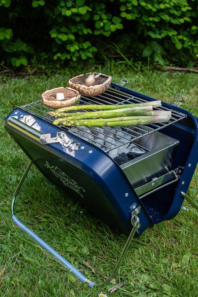 Gentlemen's Hardware Portable BBQ