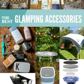 The Best Glamping Accessories
