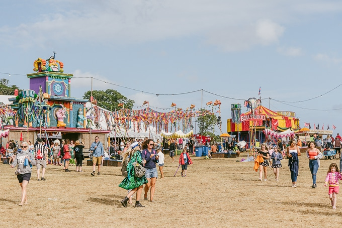 The Magic Meadow at Camp Bestival 2018
