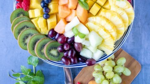 The Ultimate Fruit Platter