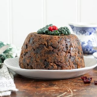 Cavolo Nero Christmas pudding. This traditional Xmas pudding recipe has hidden leafy green veg! The kale helps to bulk it out but can't be tasted.