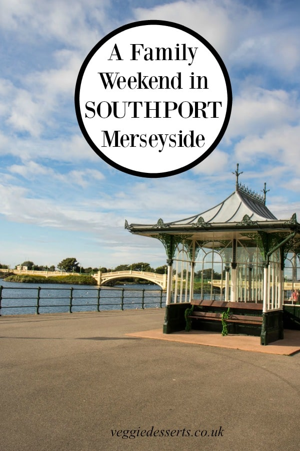 A family weekend in Southport, Merseyside - an archetypical British seaside resort town in North West England. From fairground rides to a trek down the pier, we found family fun and adventure-on-sea. #merseyside #southport #ukstaycation