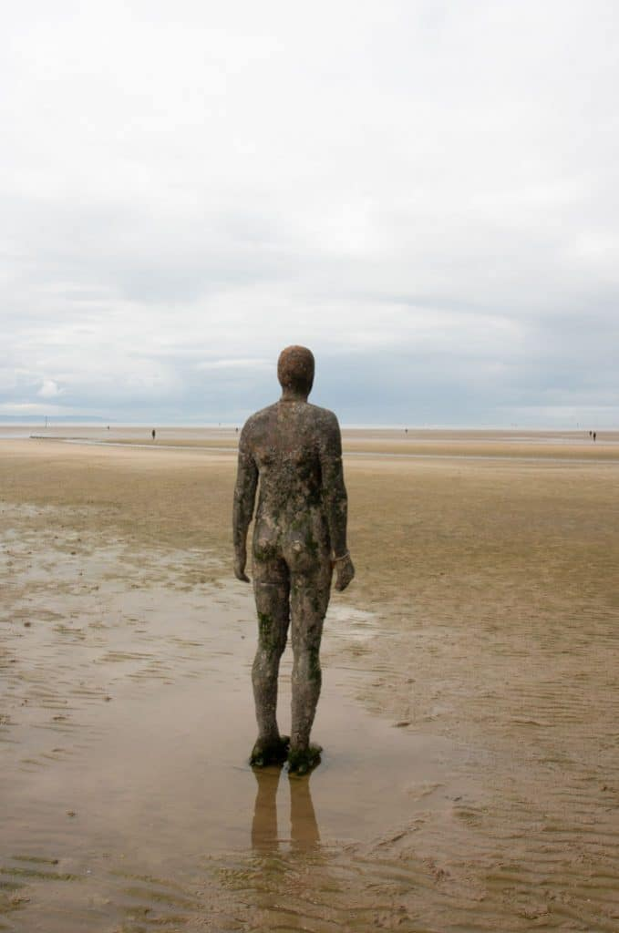 Anthony Gormley Another Place Crosby Beach