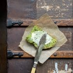 Kale and Herb Soda Bread