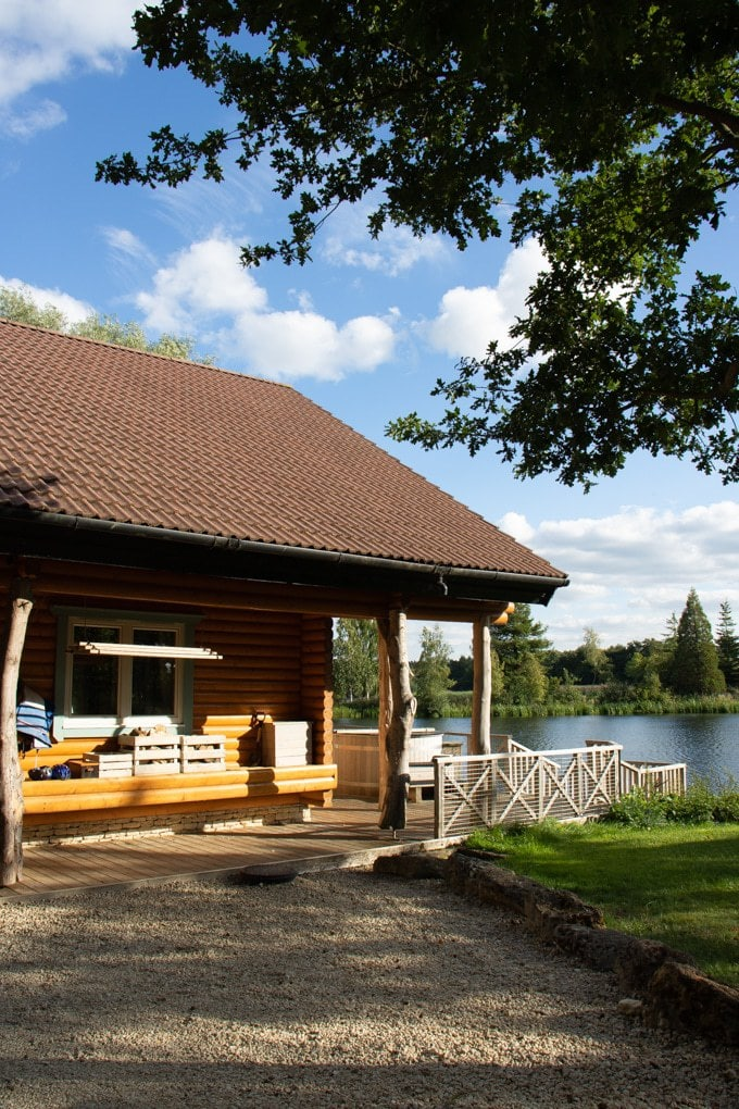 Log House Holidays Cotswolds Review