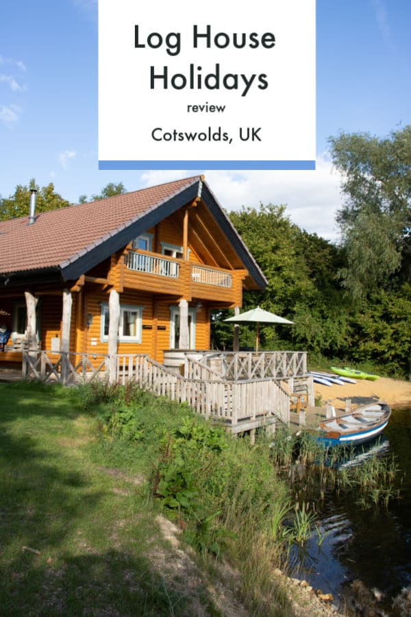 We recently spent the most peaceful and relaxing weekend at Log House Holidays in the Cotswolds, UK. The lakeside log cabin was an unforgettable luxury break.