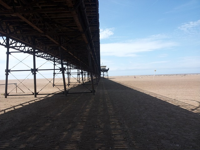 Southport Pier - a family weekend in Southport. review.