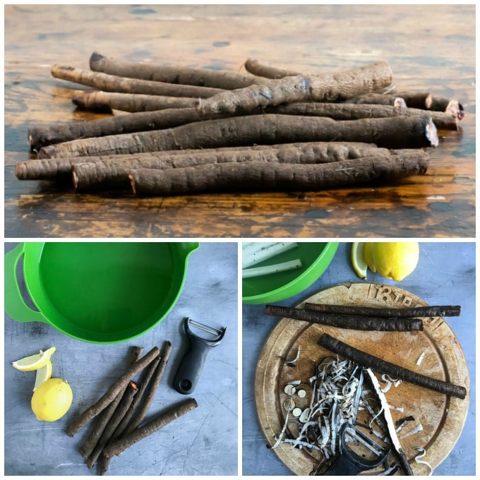 How to prepare salsify