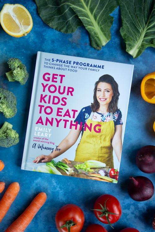Get Your Kids To Eat Anything book cover By Emily Leary