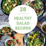 28 Tasty Healthy Salad Recipes