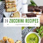 Pinnable image for 26 zucchini recipes