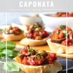 pinnable image for caponata siciliana