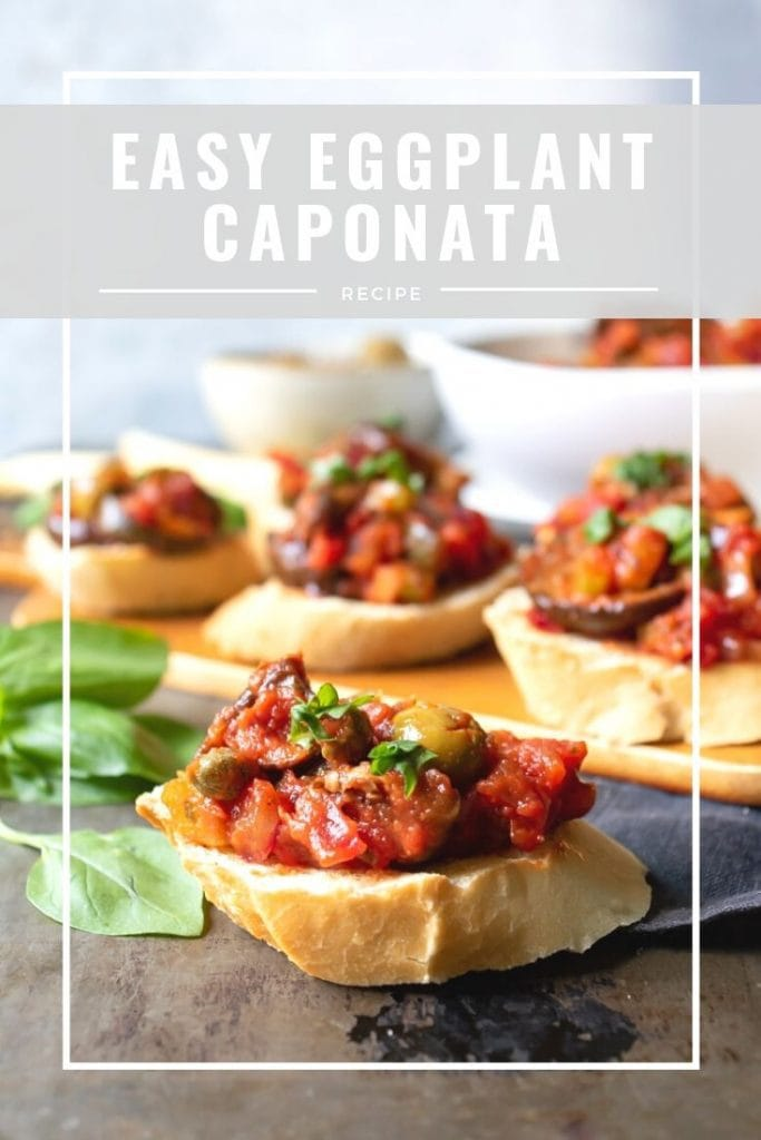 pinnable image for caponata siciliana