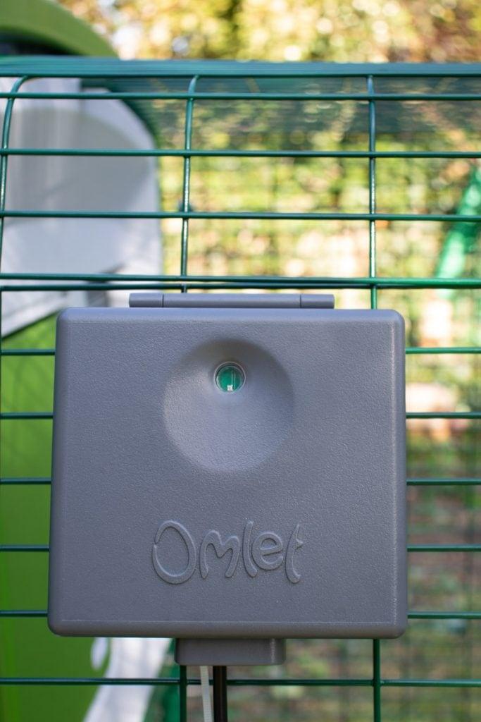 Omlet automatic chicken door controller