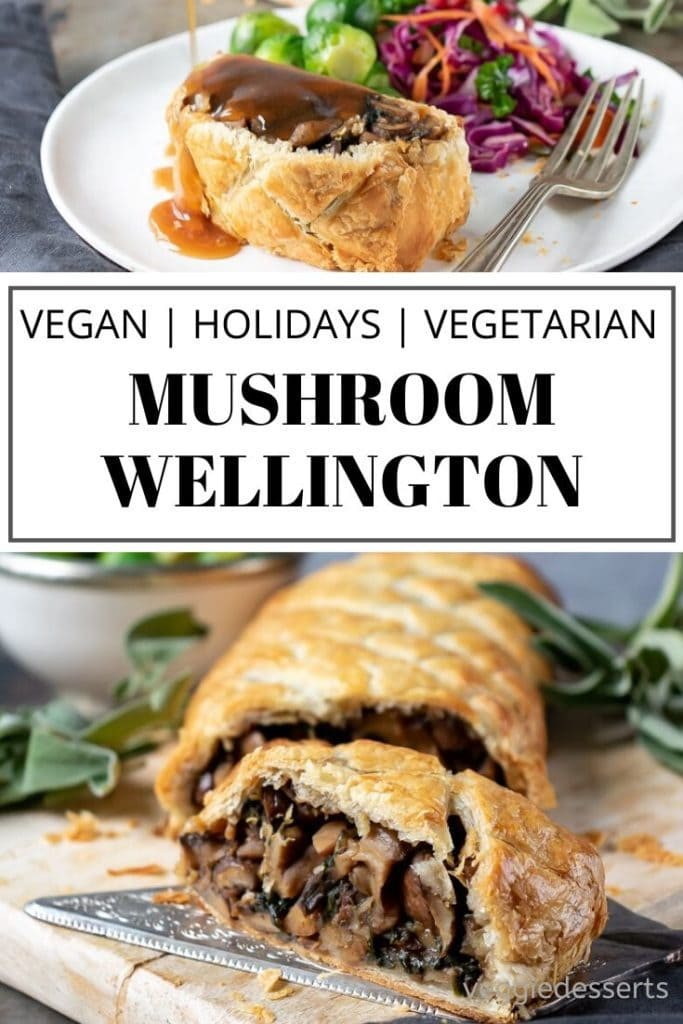 pinnable image for mushroom wellington
