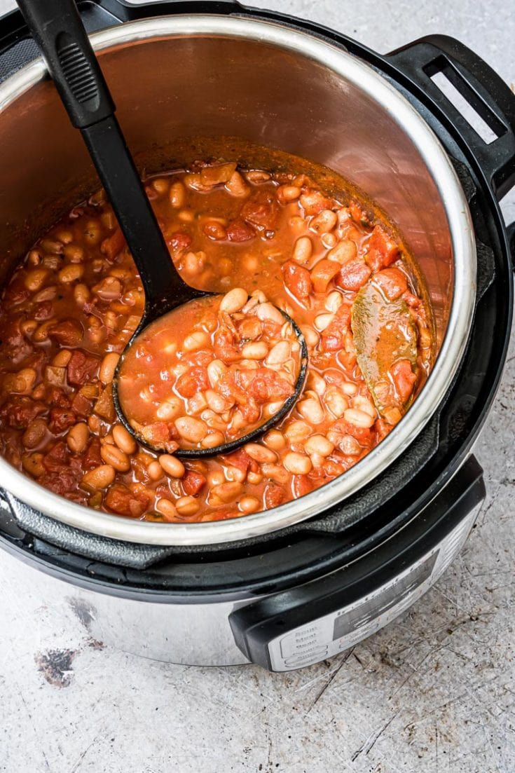 Easy Instant Pot Pinto Beans